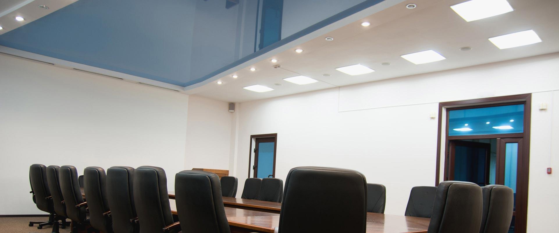 Le plafond isolant phonique ou plafond acoustique